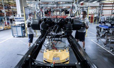 Mercedes-Benz dá mais um passo na era conectada com nova fábrica de ônibus