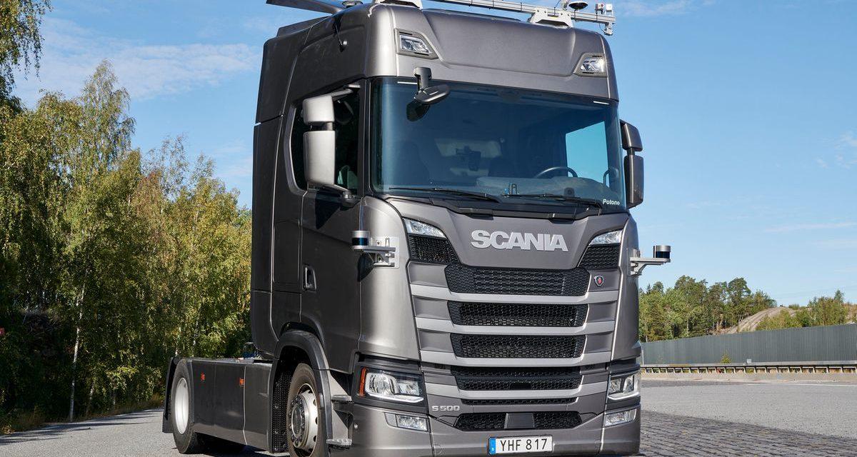 Grupo Traton busca caminhões autônomos com a TuSimple