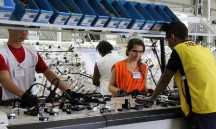 Yazaki inicia a construção de fábrica em Pernambuco