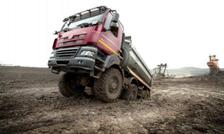 Tatra encaminha intenção de produzir caminhões no Paraná