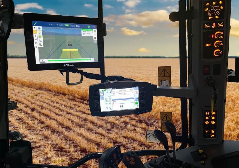 Valtra renova sua tecnologia de piloto automático