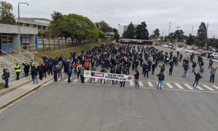 Volvo prepara aumento de produção em Curitiba