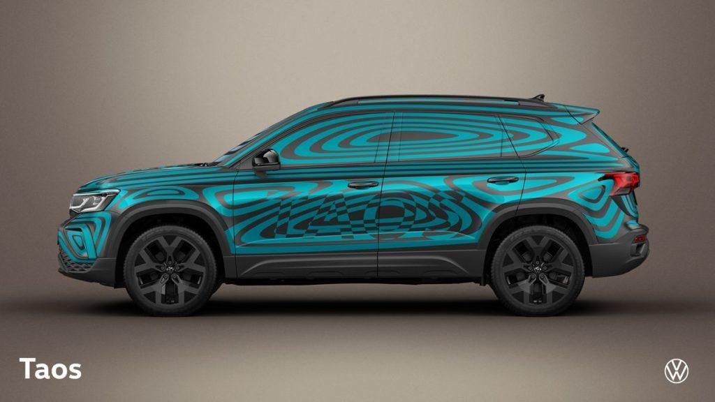 Volkswagen Taos - AutoIndustria
