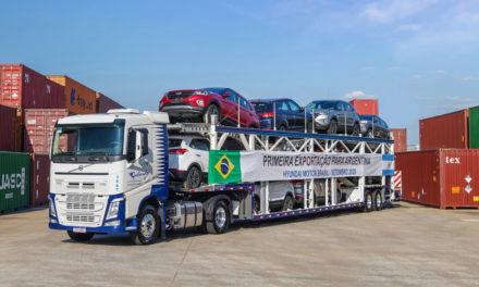 Hyundai começa a exportar o Creta para a Argentina