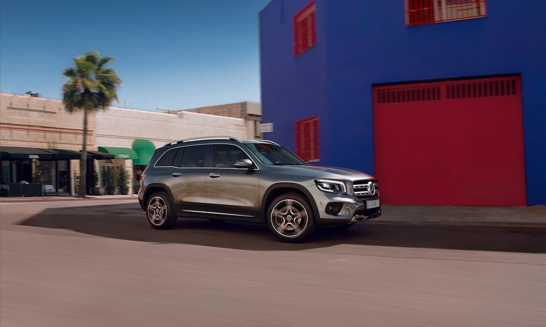 Mercedes-Benz oferece Novo GLB 200 por R$ 229,9 mil