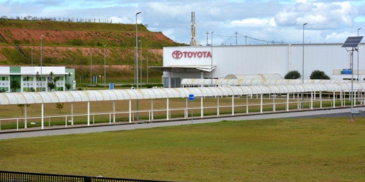 Toyota mudará sede administrativa para Sorocaba