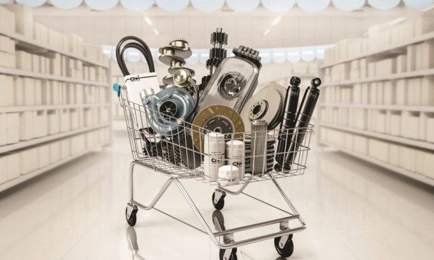 Iveco amplia venda de autopeças em 22%