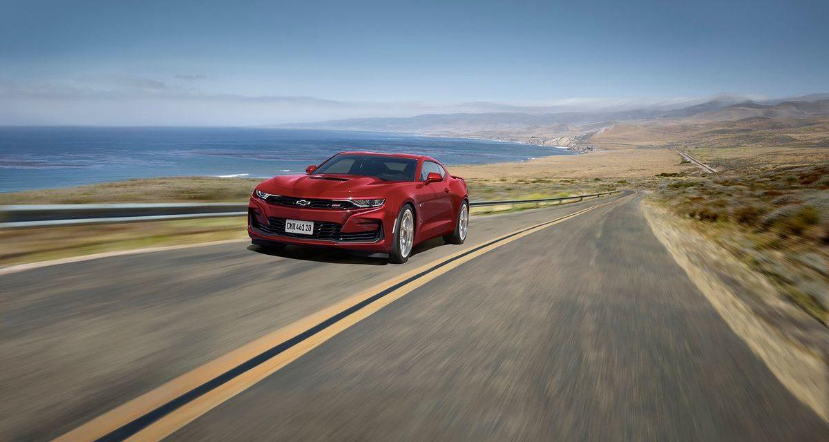 Chevrolet Camaro chega ao País reestilizado