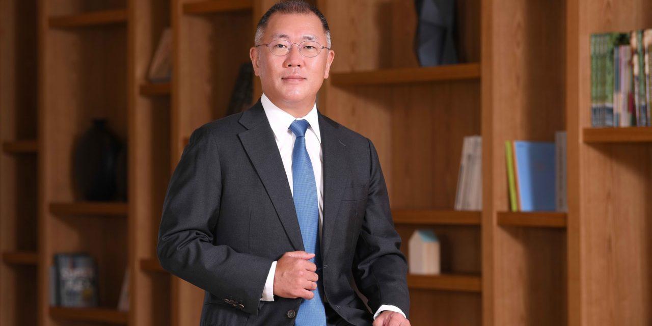 Euisun Chung é o novo chairman mundial da Hyundai