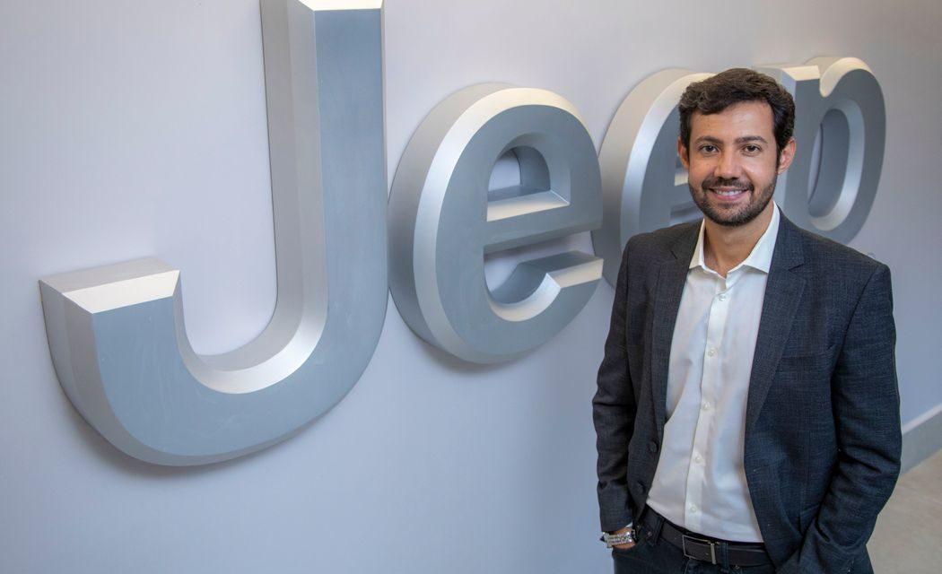 Mudanças no comando da marca Jeep em janeiro