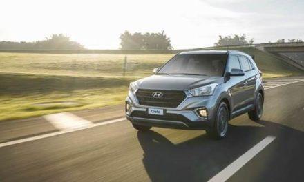 Hyundai atinge produção de 200 mil Creta no Brasil