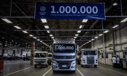 VWCO registra 1 milhão de veículos produzidos no País