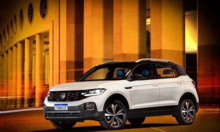 Volkswagen T-Cross desembarca na Bolívia