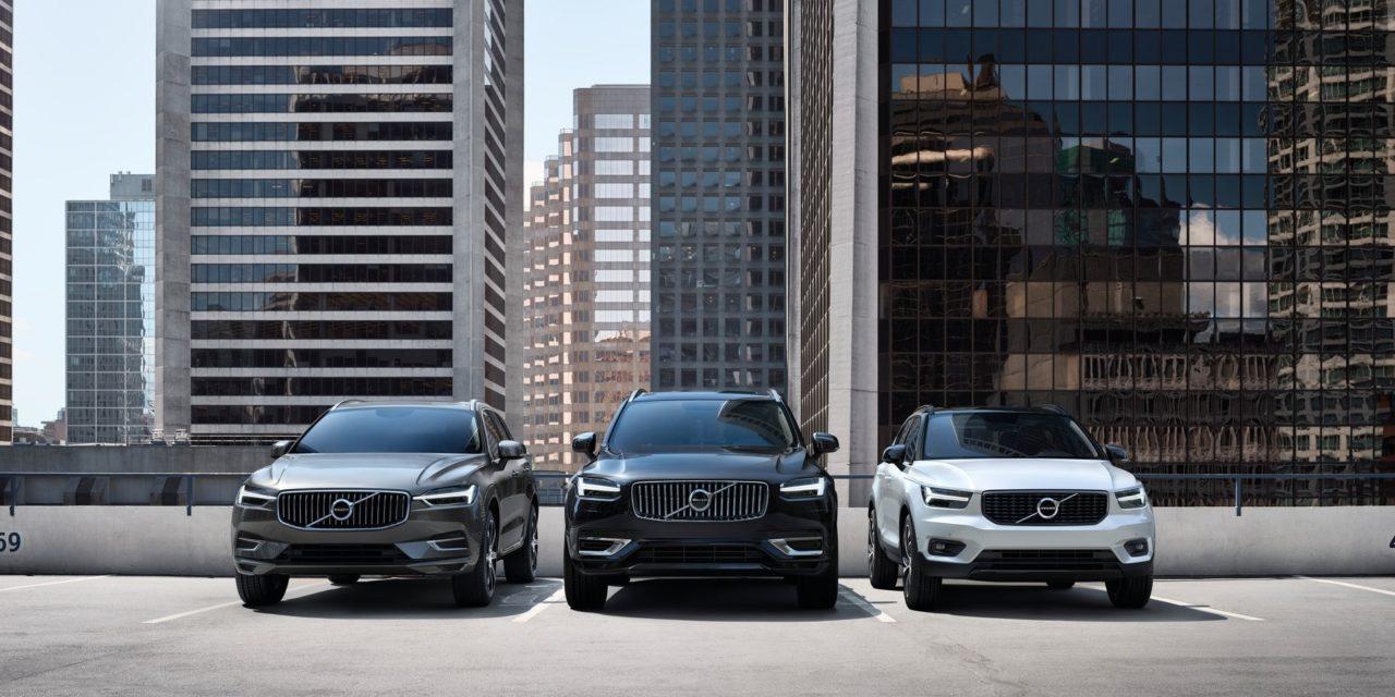Volvo Car supera a Audi em vendas no segmento premium