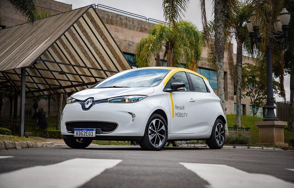 Mais um projeto de carsharing da Renault no Brasil