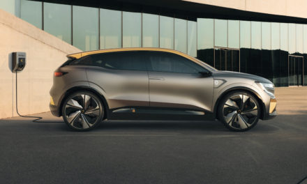 Renault lançará elétrico Mégane eVision em 2021 na Europa