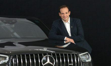 Jefferson Ferrarez é o novo CEO da Mercedes-Benz Cars & Vans no Brasil