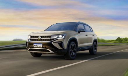 Volkswagen Taos chega no segundo trimestre de 2021