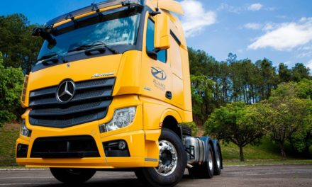 Alliance Truck Parts, da Mercedes-Benz, anota recorde de venda em outubro