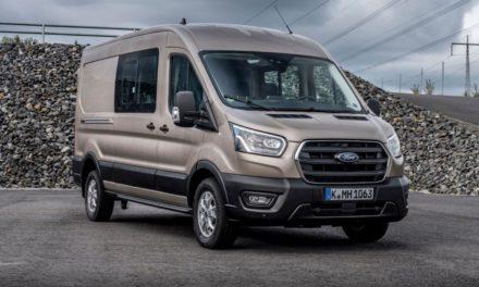 De olho no mercado brasileiro, Ford montará a Transit no Uruguai