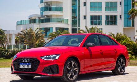 Audi A4 renovado tem mais itens de conveniência e segurança
