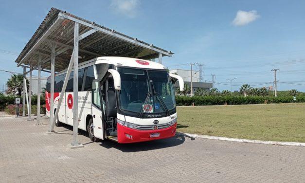 EDP encabeça projeto de ônibus abastecido com energia solar