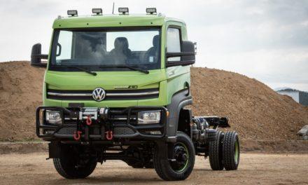 VWCO começa a distribuir o Delivery 11.180 4×4