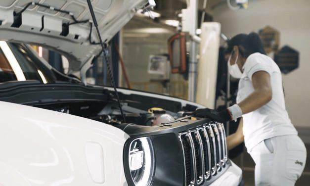 Jeep atinge produção de 350 mil Renegade