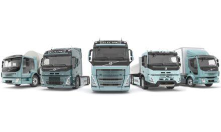 Volvo terá linha completa de caminhões elétricos em 2021