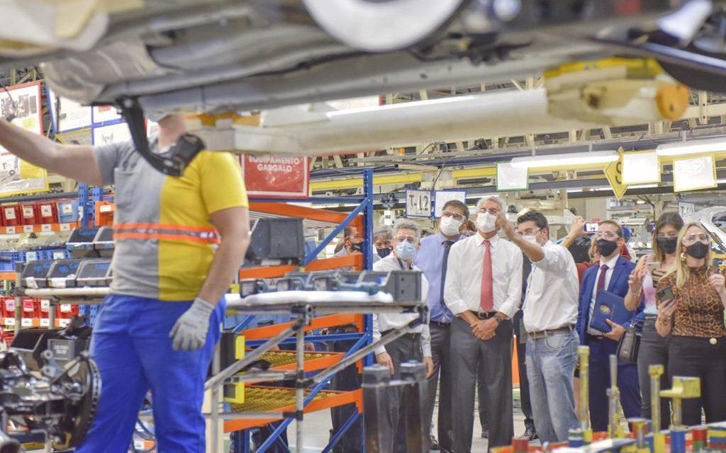 Caoa investirá R$ 1,5 bilhão em Goiás em cinco anos