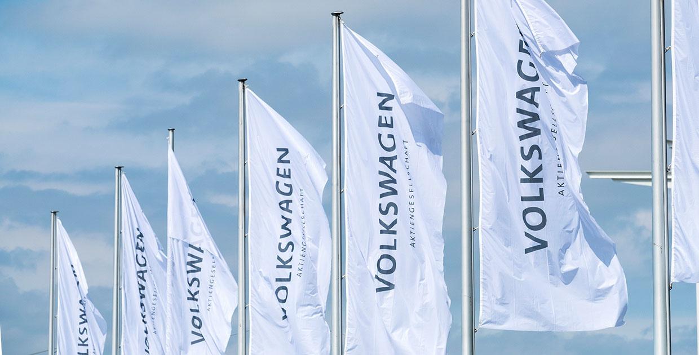 Volkswagen investirá € 150 bilhões globalmente em cinco anos