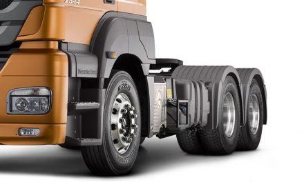 Segmento de pneus de carga tem recuperação mais acelerada