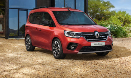 Renault apresenta novos Kangoo e Express