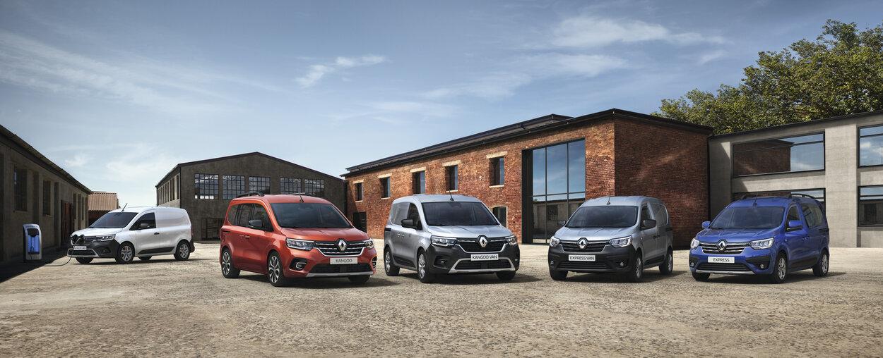 Grupo Renault vendeu 21% menos no mundo em 2020