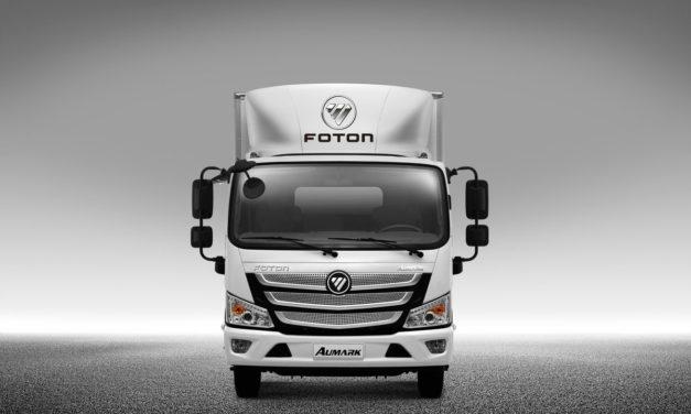 Foton amplia portfólio com nova geração de caminhões