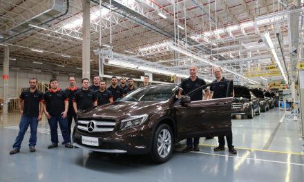 Mercedes-Benz fecha fábrica de automóveis de Iracemápolis