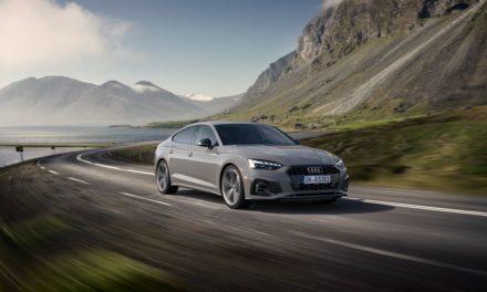 Audi inicia pré-venda do novo A5 Sportback