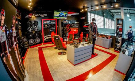 Gazoo Racing ganha espaços dedicados na rede Toyota