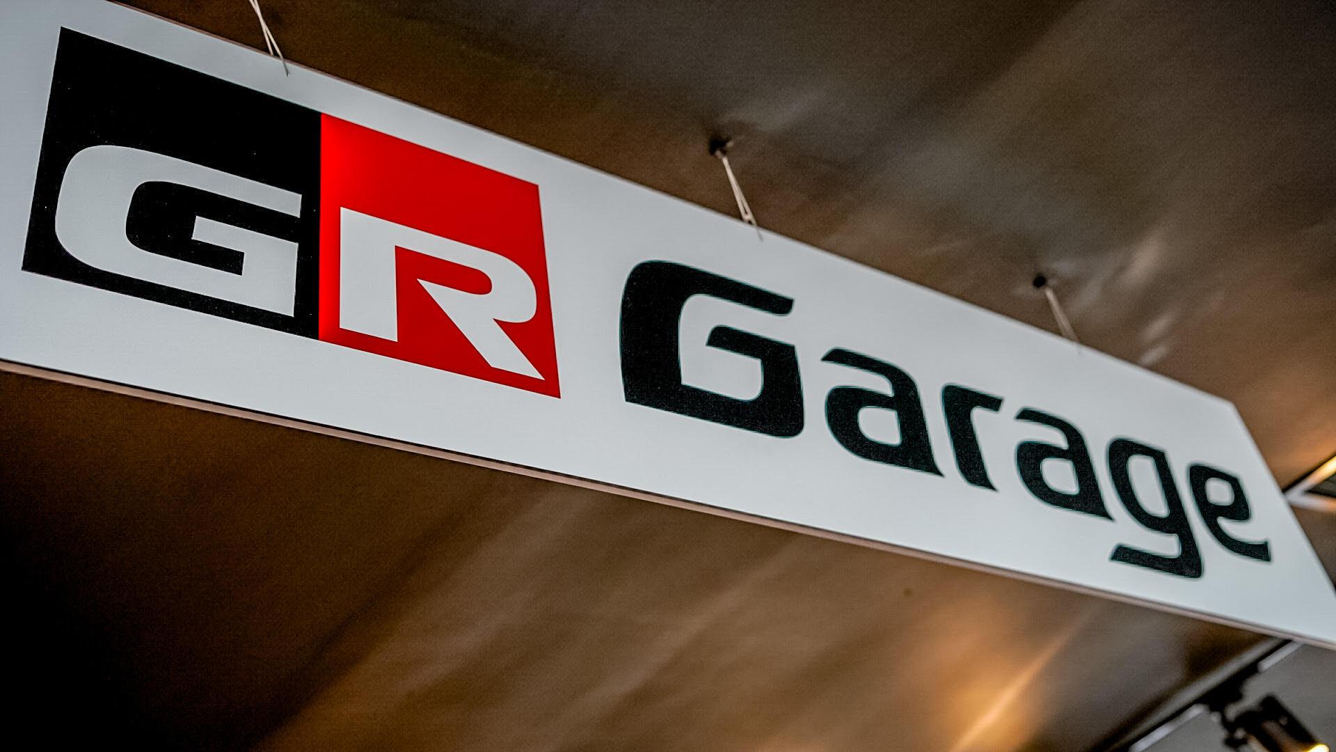 GR Gazoo Toyota