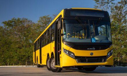 VWCO inicia testes do Volksbus 22.280 de 15 metros
