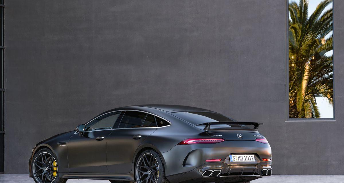 Mercedes-Benz traz edição especial do AMG GT 63 S para o País