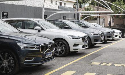 Volvo Car vai emprestar carro híbrido gratuitamente