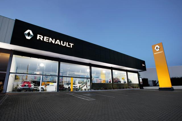 Baterias Heliar podem ser encontradas na rede Renault