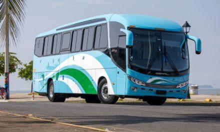 Mercedes-Benz e Comil exportam ônibus para a Costa Rica