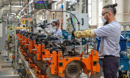 Fábrica da GM de Joinville já produziu seu motor 1 milhão