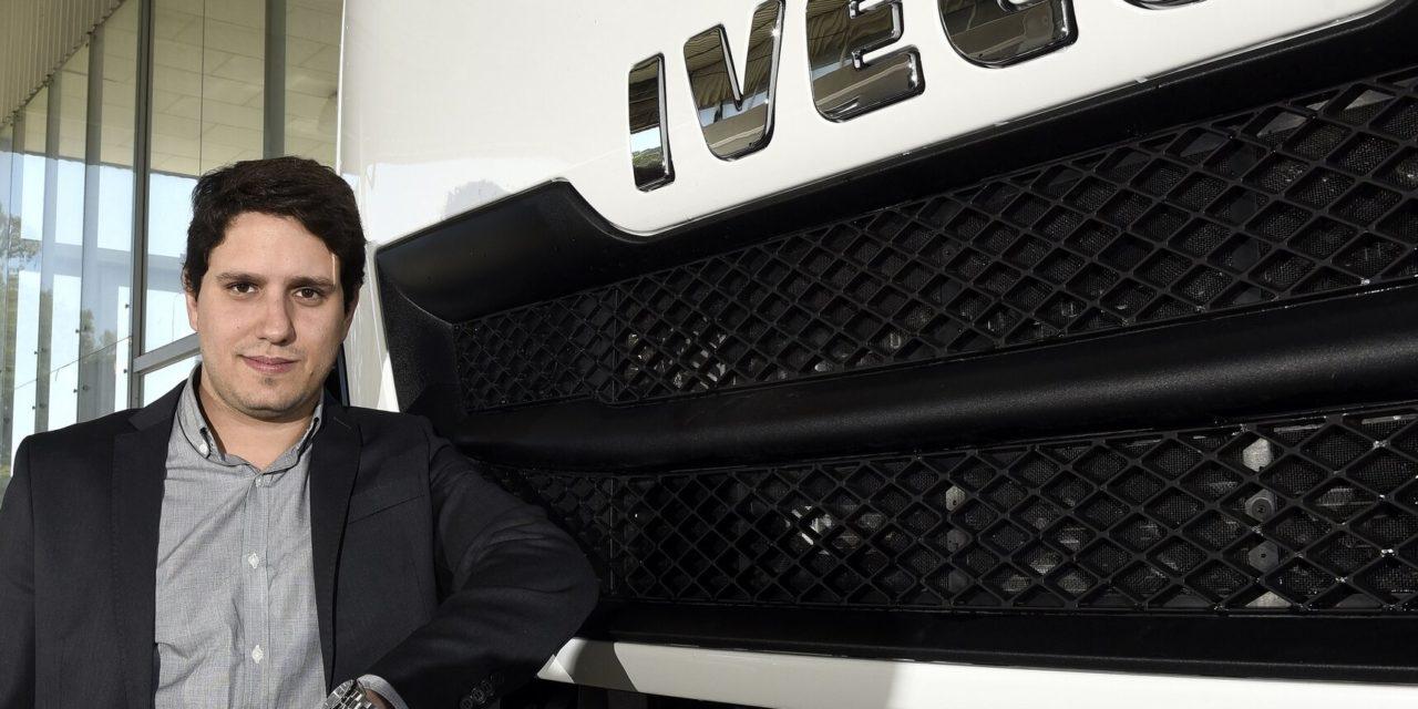 Bernardo Pereira assume marketing da Iveco na América do Sul