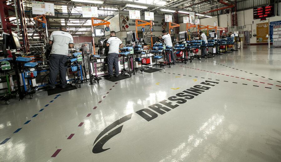 Aos 20 anos, fábrica da FPT faz um motor a cada 3 minutos
