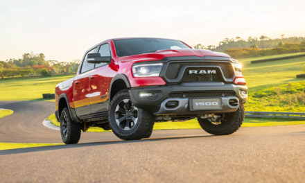 1500 inicia nova era da marca Ram no Brasil
