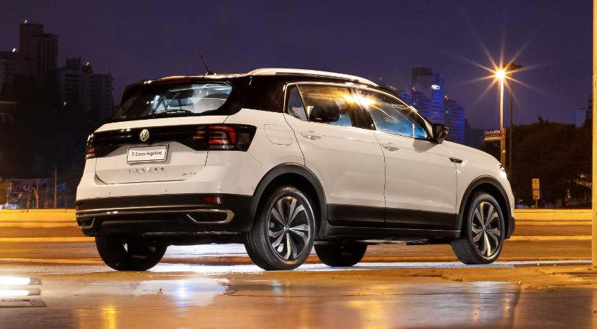 """Com T-Cross na liderança, Volkswagen """"explodiu"""" no segmento de SUVs"""