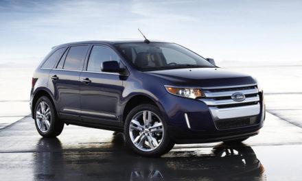 Recall de airbags afeta 3 milhões de veículos da Ford nos EUA